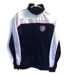 Other - Youth USA Soccer Full Zip Up Jacket
